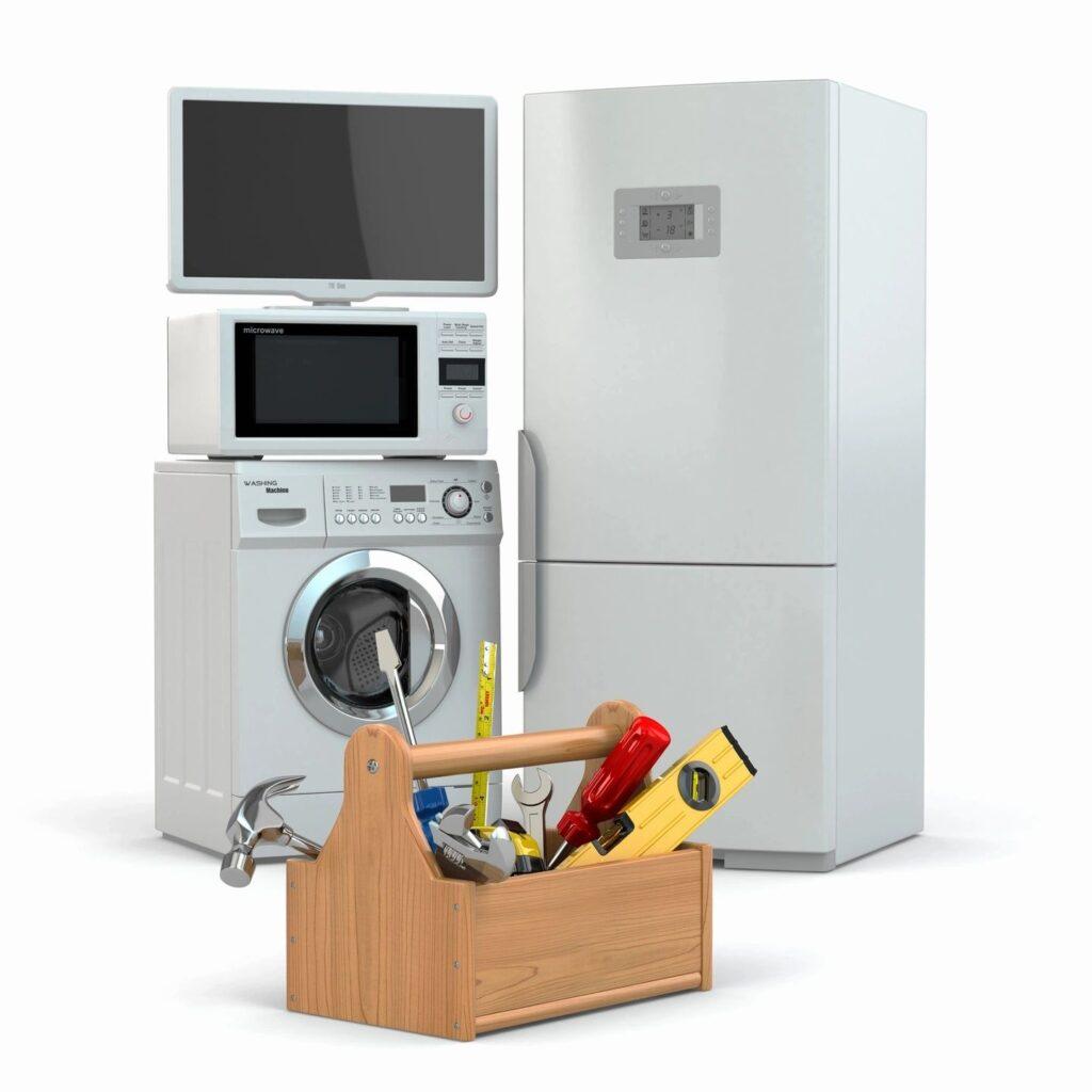 consistent appliance maintenance