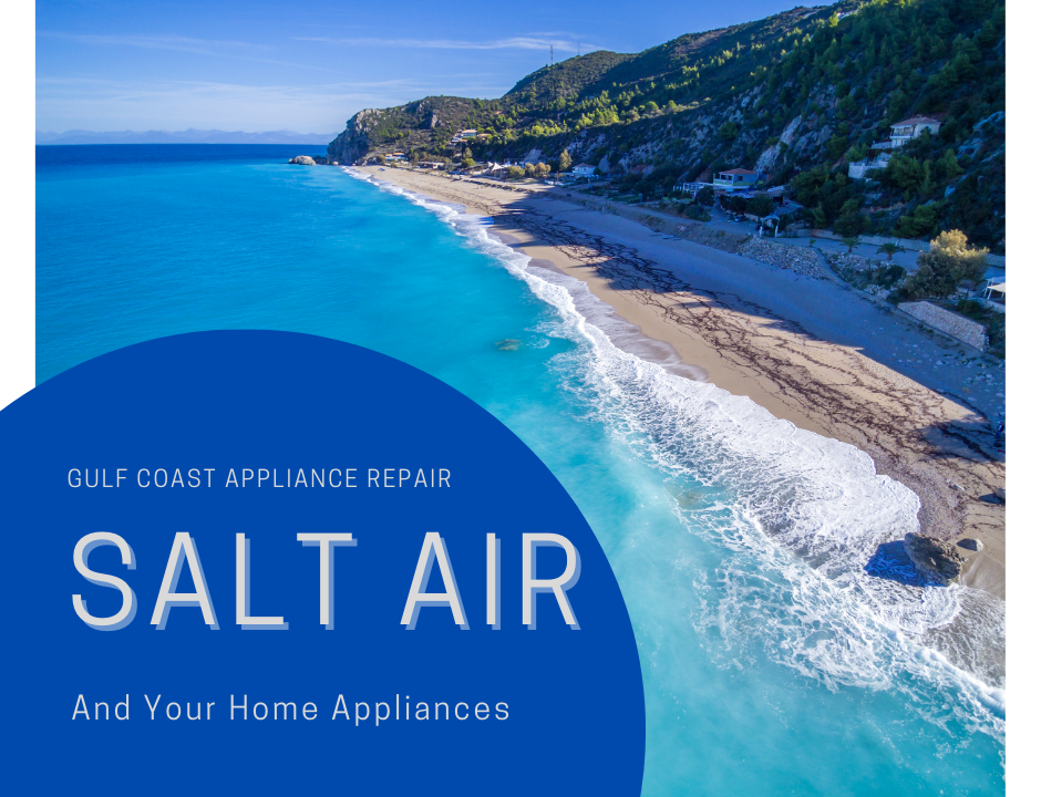 Salt Air on Appliances